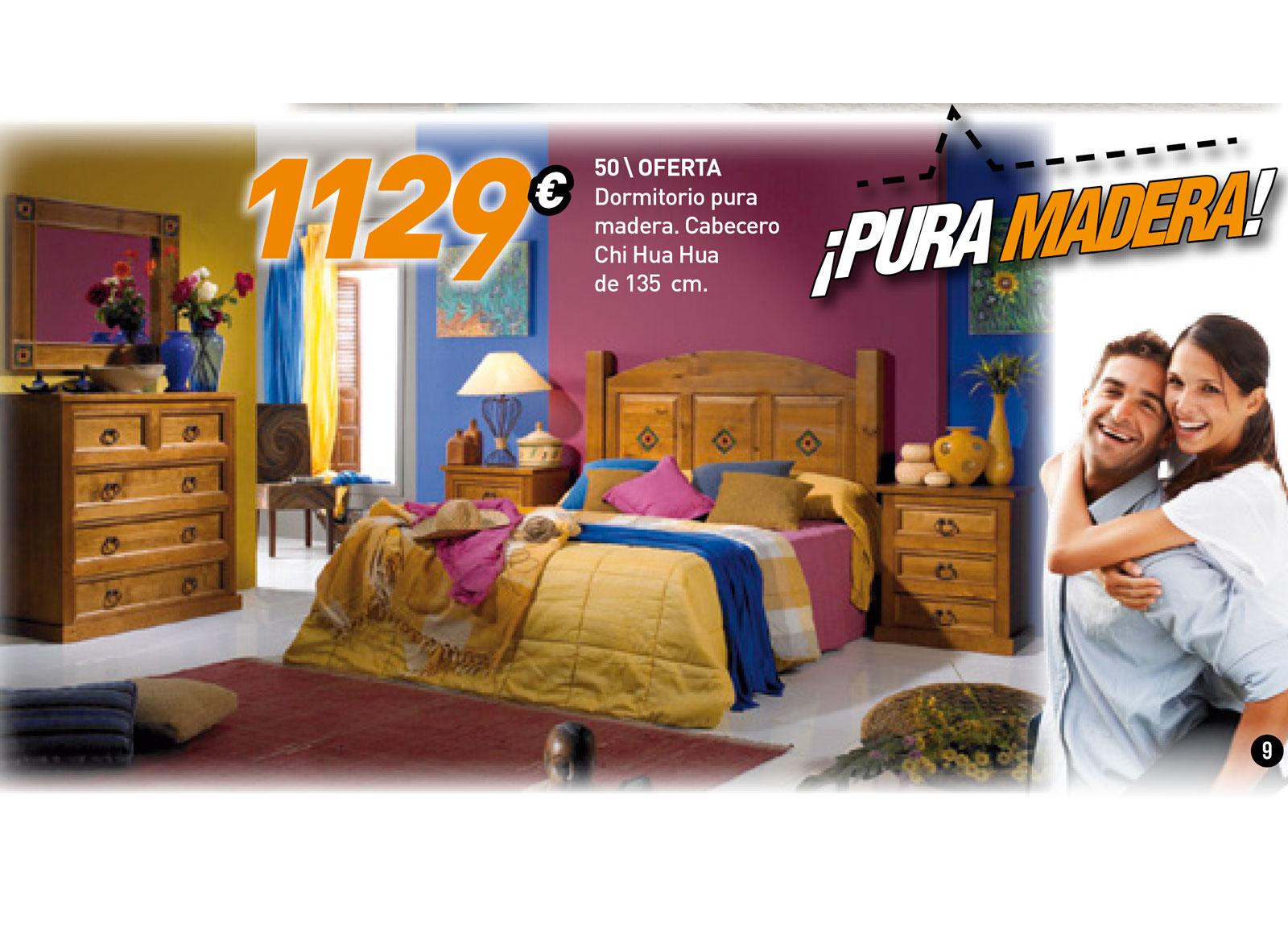 Ofertas 50 dormitorio for Ofertas dormitorios